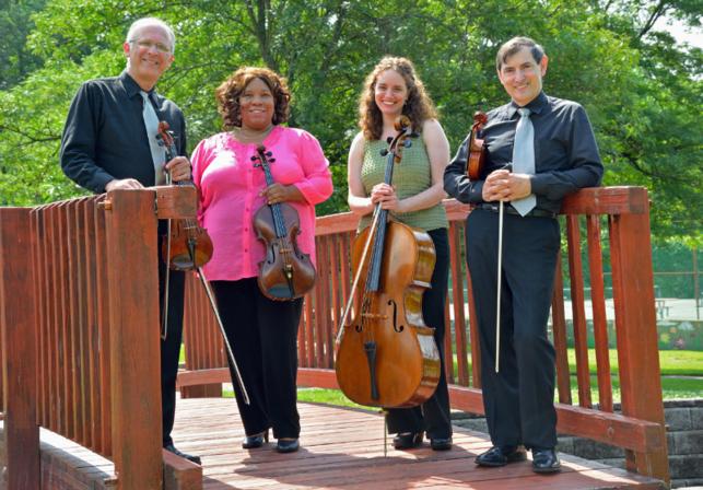 Copeland Quartet 2015