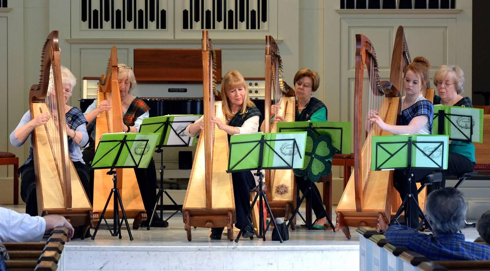 Brandywine Harp Orchestra Oct 25
