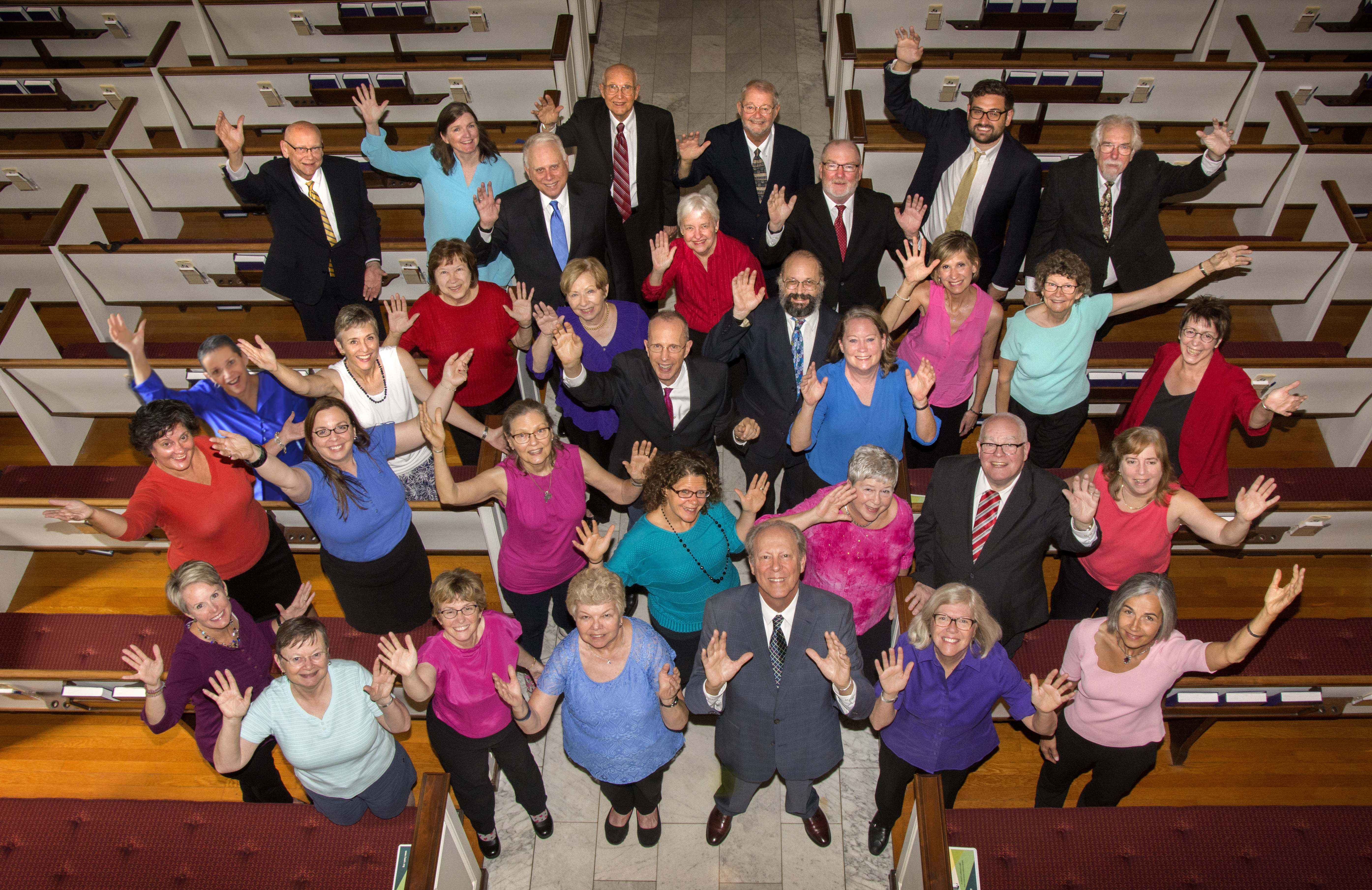 Center City Chorale March 7, May 16